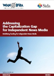 Addressing the Capitalization Gap for Independent News Media